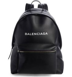 (19) Pinterest - BALENCIAGA Everyday Calfskin Backpack | L o v e