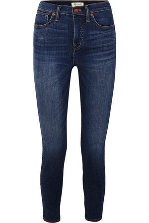 Madewell | High-rise skinny jeans | NET-A-PORTER.COM