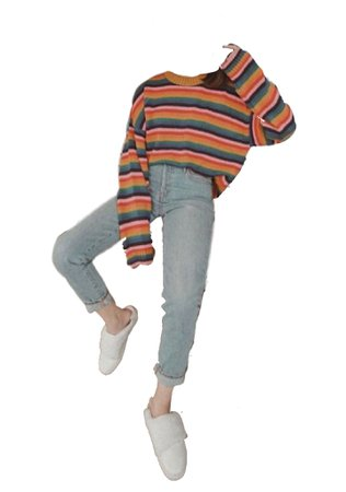 aesthetic clothes png retro outfits