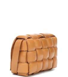 Bottega Veneta - Padded Cassette leather shoulder bag   Mytheresa