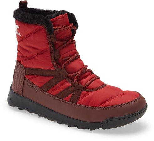 Whitney II Faux Fur Lined Waterproof Boot