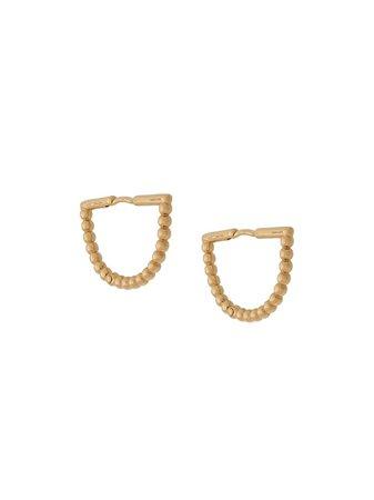 Astley Clarke Stilla Arc Earrings | Farfetch.com