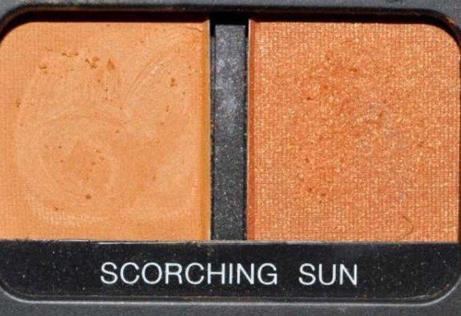 scorching sun png