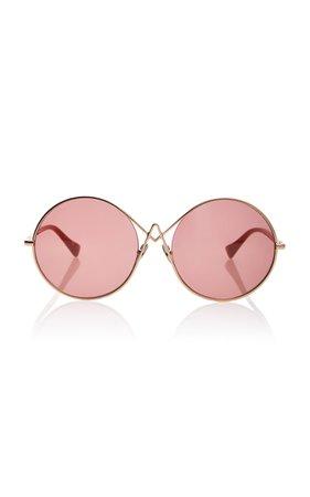 Altuzarra sunglasses Oversized Round Sunglasses