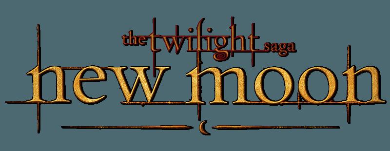 TWILIGHT SAGA MOVIE - NEW MOON LOGO