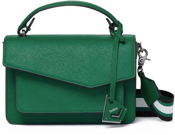 Cobble Hill Colorblock Leather Crossbody Bag