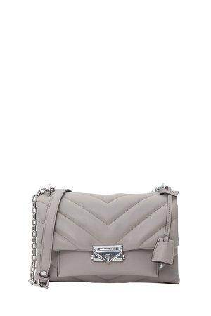 MICHAEL Michael Kors Cece Medium Quilted Leather Shoulder Bag