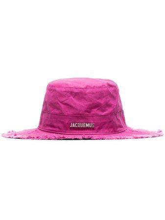 Jacquemus Artichoke Bucket Hat - Farfetch