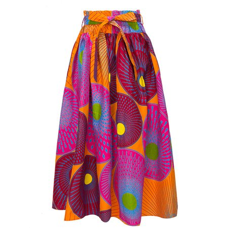 african print skirts with pockets - Google Search