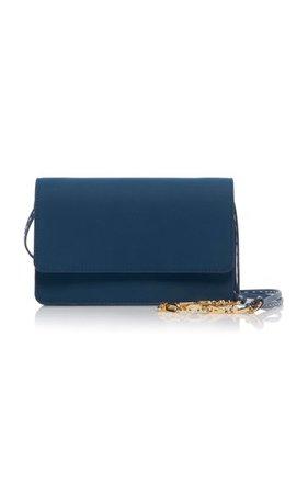 Le Sac Riviera Leather Bag By Jacquemus   Moda Operandi