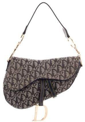 Diorissimo Saddle Bag