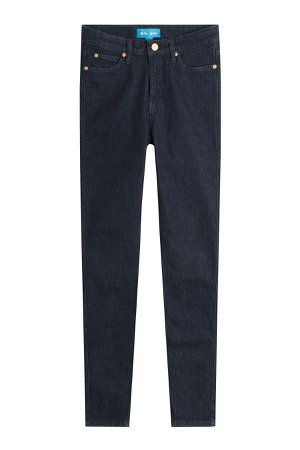 Mid-Rise Ankle Jeans Gr. 31