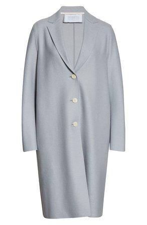 Harris Wharf London Pressed Wool Coat | Nordstrom