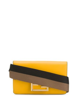 Fendi Baguette Crossbody Bag - Farfetch