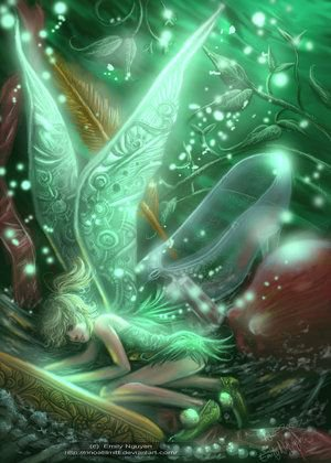 fairies art | Fairy Tinkerbell Fairy Background Wallpapers by rinoatilmitt , here ... | Fairy, Faerie, Fae in 2019 | Fairy, Fairy art, Beautiful fairies