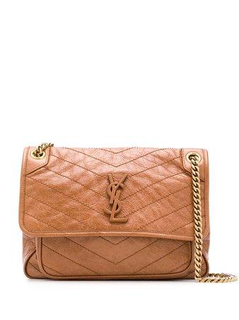 Saint Laurent Niki Medium Shoulder Bag - Farfetch