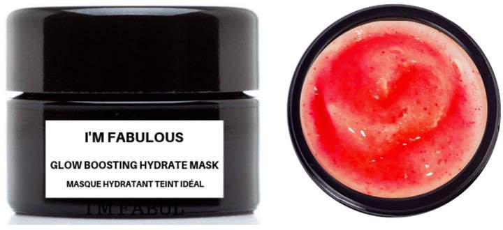I'M FABULOUS COSMETICS - Glow Boosting Hydrate Mask Organic