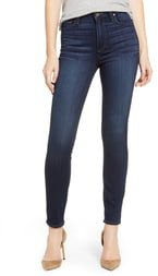 Transcend - Hoxton High Waist Ankle Skinny Jeans