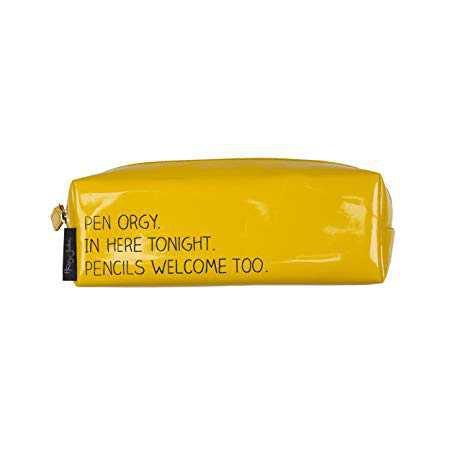 """""""Pen Orgy""""-Federmäppchen von Happy Jackson: Amazon.de: Bürobedarf & Schreibwaren"""