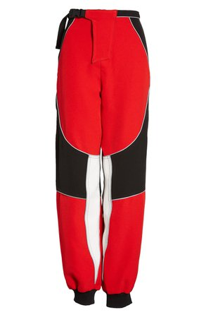 I.AM.GIA Electra Pants red