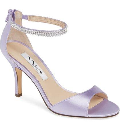 Nina Volanda Ankle Strap Sandal (Women) | Nordstrom