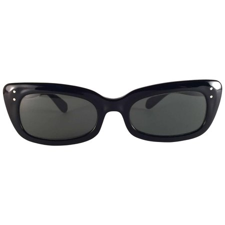 New Vintage Ray Ban Chase 1960's Mid Century G15 Lenses USA Sunglasses For Sale at 1stDibs