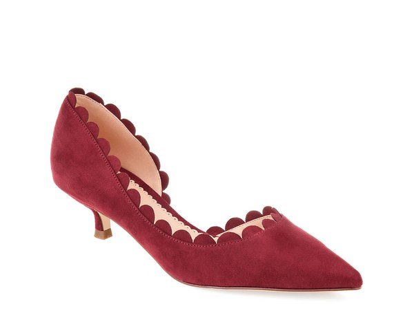Journee Collection Taavi Pump Women's Shoes | DSW