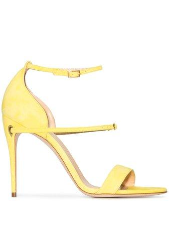 Jennifer Chamandi Rolando 105mm Sandals - Farfetch