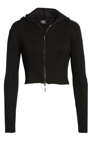 BDG Urban Outfitters Crop Zip Hoodie | Nordstrom