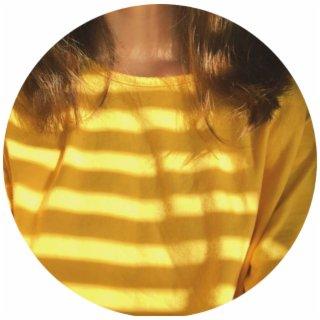 tumblr icon circle yellow