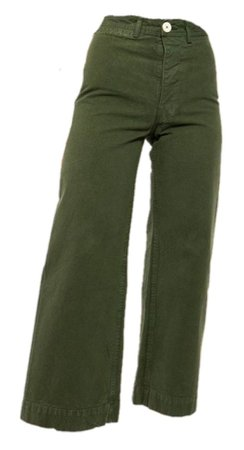 green pants png