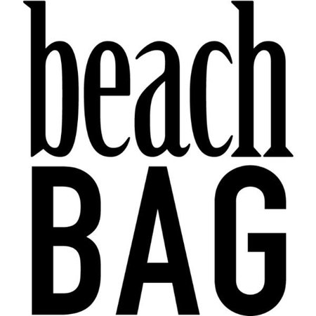 beach bag polyvore quotes - Google Search