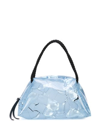Maryam Nassir Zadeh Moonstone Mini Purse Bag Aw19   Farfetch.com
