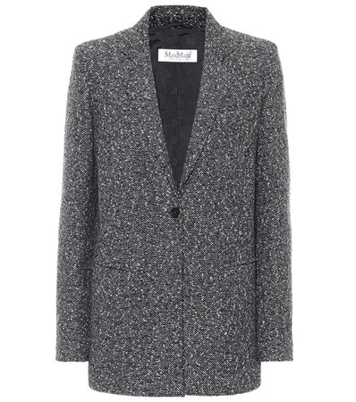Max Mara, Giove wool-blend blazer