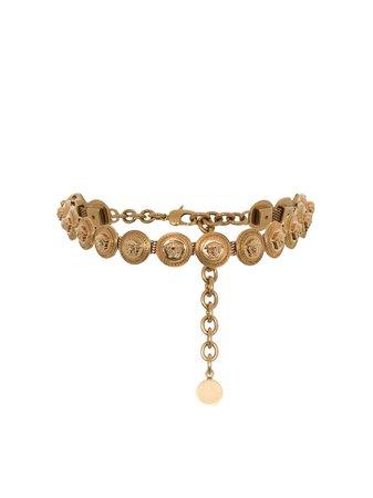 Versace Medusa Links Necklace   Farfetch.com