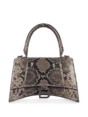 Balenciaga small Hourglass top-handle bag - FARFETCH