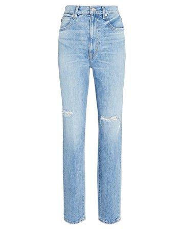 SLVRLAKE Beatnik Slim High-Rise Jeans | INTERMIX®