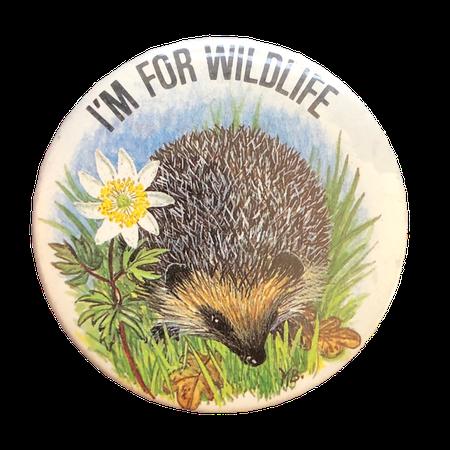wildlife pin