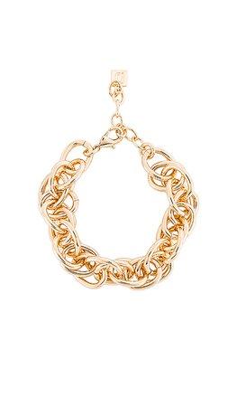 DANNIJO Lucia Bracelet in Gold | REVOLVE
