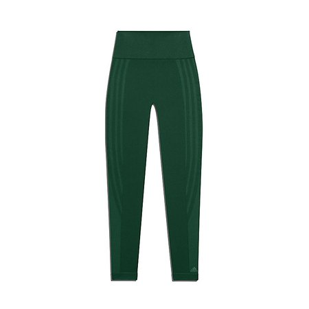 CIRCULAR KNIT 3-STRIPES LEGGINGS DARK GREEN adidas x Ivy Park