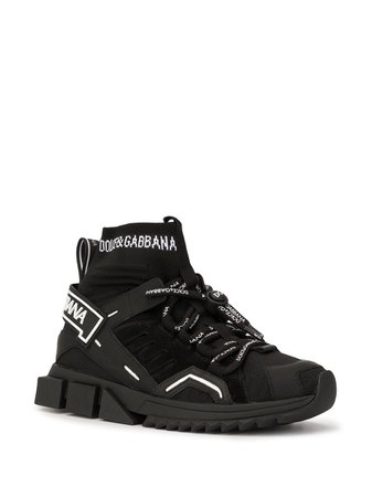 Dolce & Gabbana Sorrento high-top Sneakers - Farfetch
