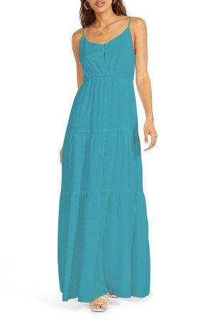 BB Dakota Been So Long Tiered Dress | Nordstrom