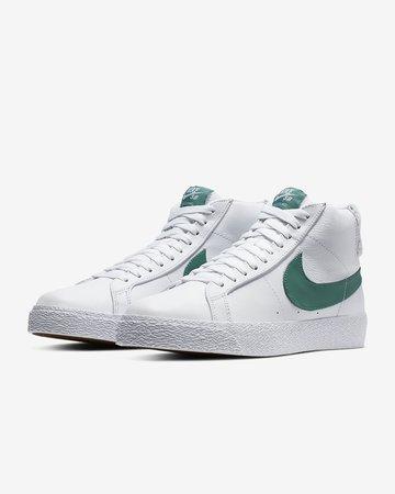 Nike SB Zoom Blazer Mid Premium Skate Shoe. Nike.com