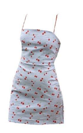 cherry dress xx