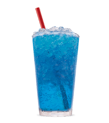 Sonic Drive-In - Menu - Ocean Water<sup>®</sup>