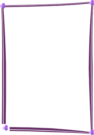 Purple Border Frame PNG Image Vector, Clipart, PSD - peoplepng.com