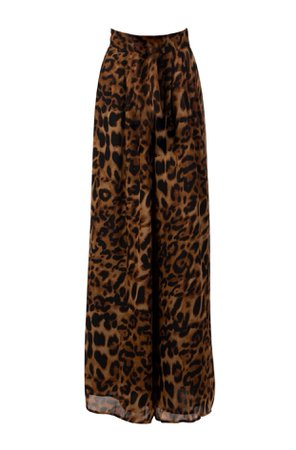 Aweekendaffair Leopard pants