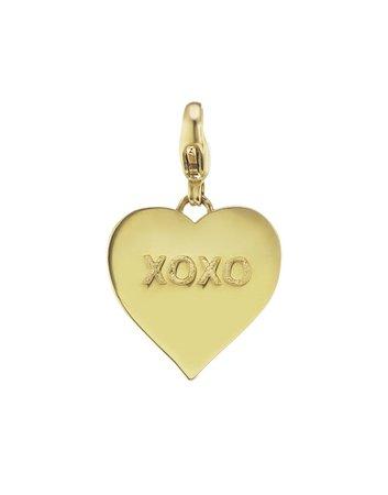XOXO Heart Charm by Nancy Newberg | Marissa Collections