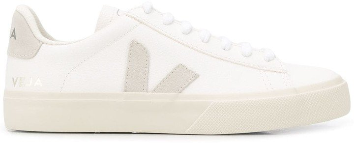 Low-Top Lace-Up Sneakers
