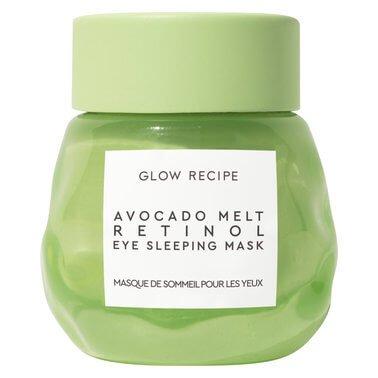 Avocado Melt Retinol Eye Sleeping Mask - Glow Recipe | MECCA